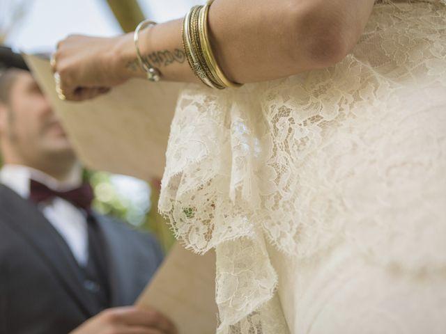 La boda de Toni y Marta en Arbucies, Girona 34