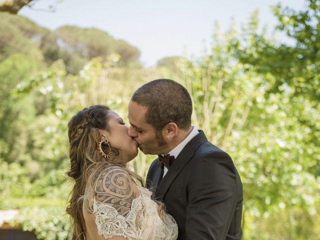 La boda de Toni y Marta en Arbucies, Girona 39