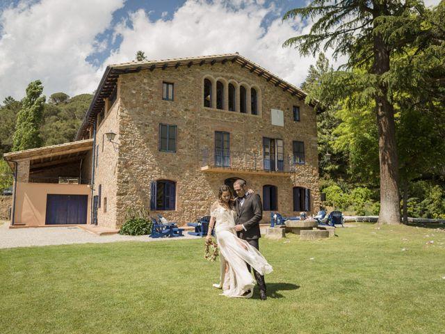 La boda de Toni y Marta en Arbucies, Girona 42