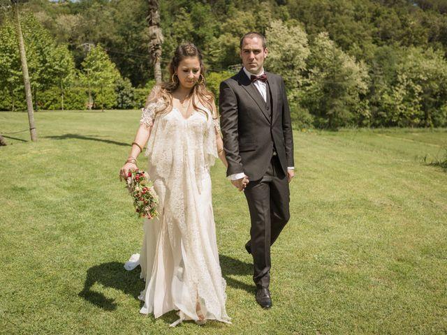 La boda de Toni y Marta en Arbucies, Girona 44