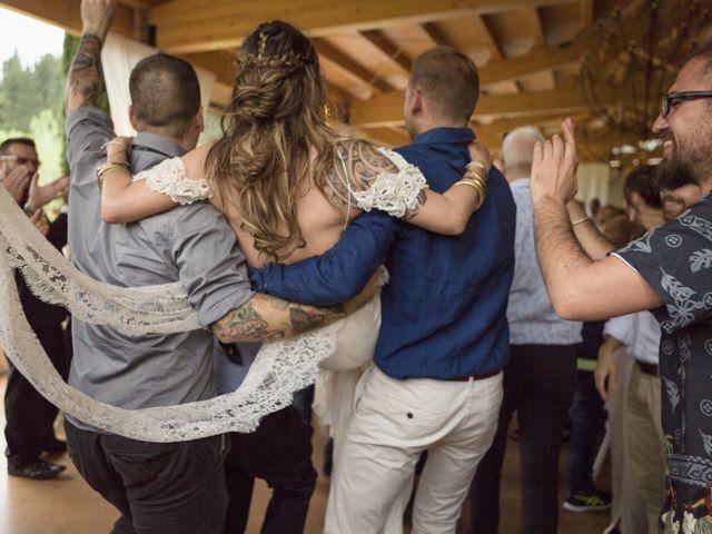 La boda de Toni y Marta en Arbucies, Girona 63