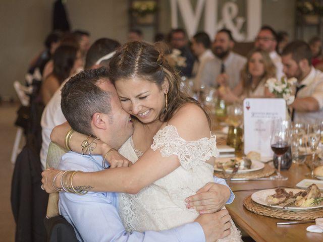 La boda de Toni y Marta en Arbucies, Girona 65