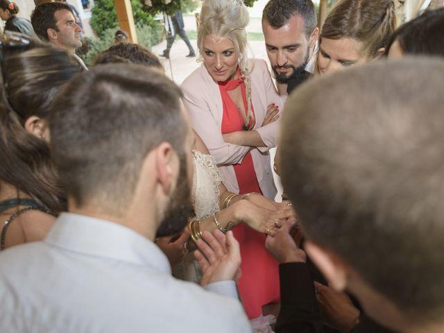 La boda de Toni y Marta en Arbucies, Girona 69