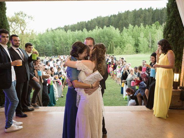 La boda de Toni y Marta en Arbucies, Girona 74
