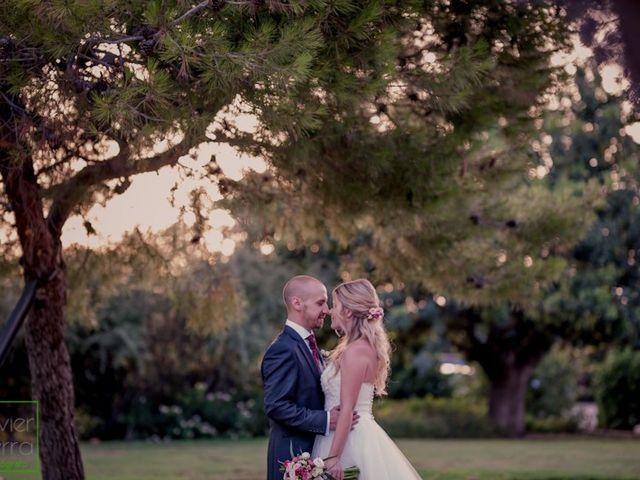La boda de Carlos y Noelia en Catarroja, Valencia 1