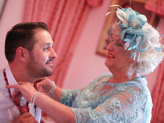 La boda de Fernando y Esther en Cubas De La Sagra, Madrid 2