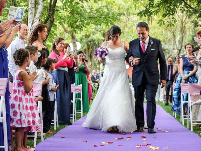 La boda de Fernando y Esther en Cubas De La Sagra, Madrid 9