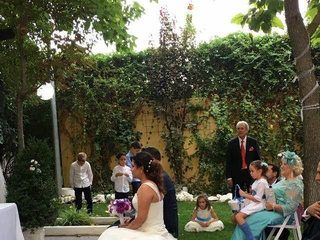 La boda de Fernando y Esther en Cubas De La Sagra, Madrid 11