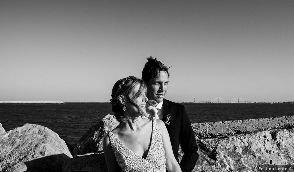 La boda de Andrés y Blanca en El Puerto De Santa Maria, Cádiz