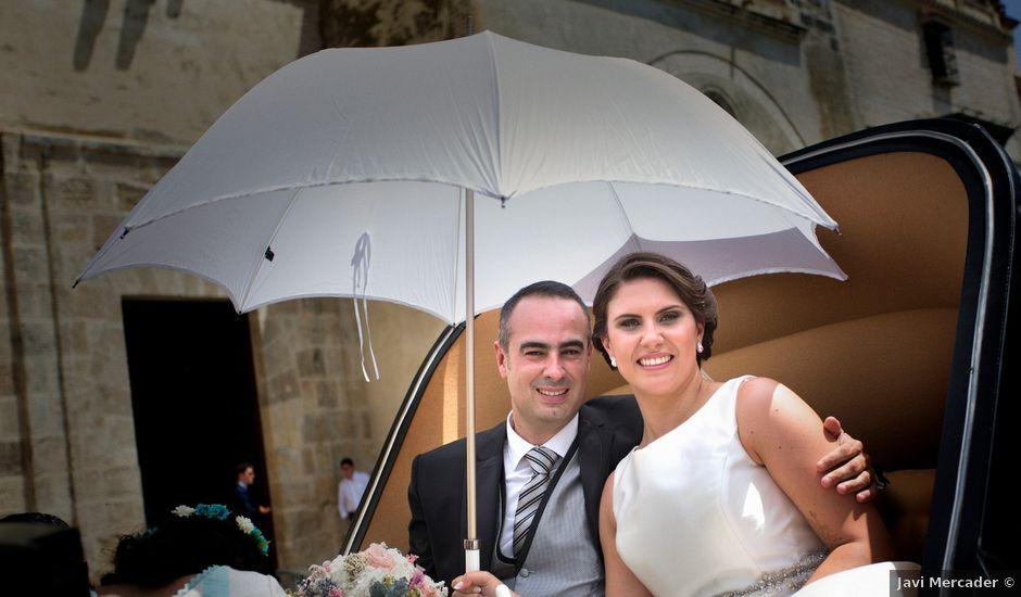 La boda de Jesus y Pilar en Lebrija, Sevilla