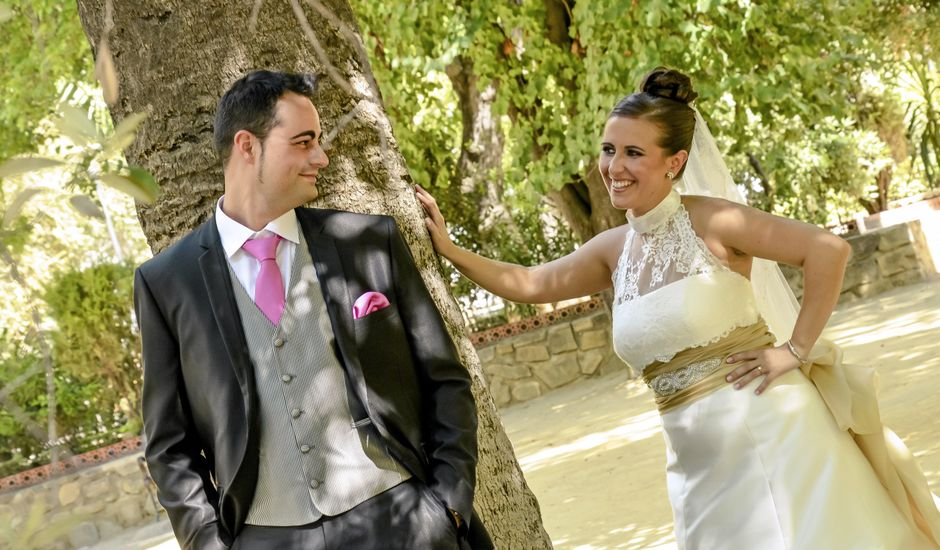 La boda de Maria y Miguel en Baena, Córdoba