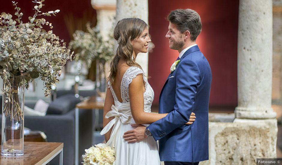La boda de Diego y Marta en Medina Del Campo, Valladolid