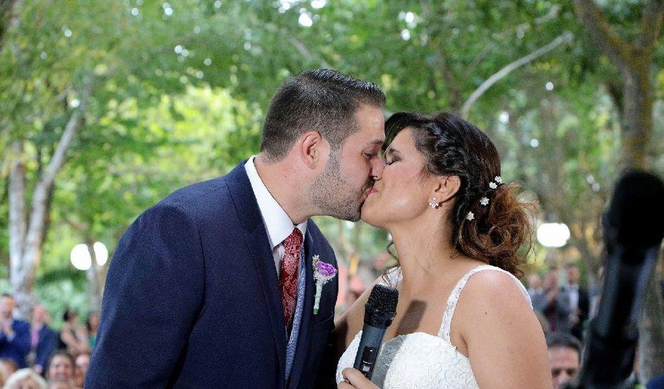 La boda de Fernando y Esther en Cubas De La Sagra, Madrid