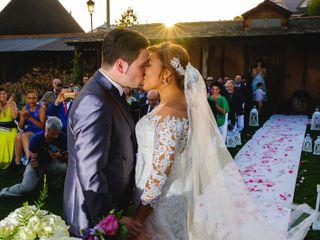 La boda de Aura y Carlos