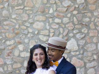 La boda de Clara  y Bayu  1
