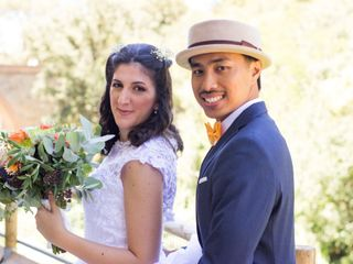 La boda de Clara  y Bayu