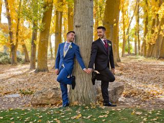 La boda de Aitor y Javi