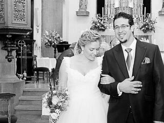 La boda de Andrés y Lourdes