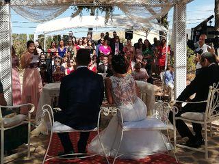La boda de Nadia y Aitor