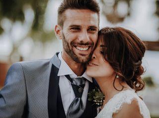 La boda de Rebeca y Antoni