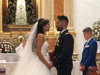 La boda de Omayra y Ayose 2