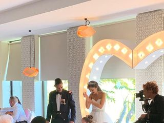 La boda de Omayra y Ayose 3