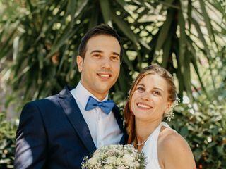 La boda de Anna y Miguel Angel