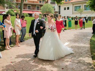 La boda de Delica y Jorge 1