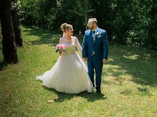 La boda de Delica y Jorge