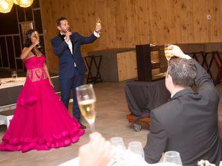 La boda de Aman y Sandro
