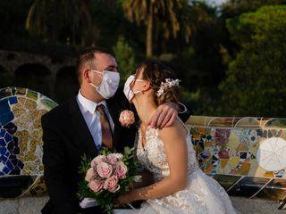 La boda de Joanna  y Franck