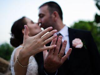 La boda de Joanna  y Franck  3
