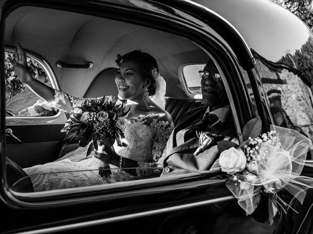 La boda de Carlos y Aura en Ponferrada, León 45