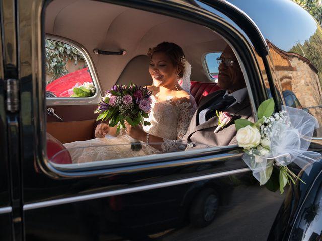 La boda de Carlos y Aura en Ponferrada, León 46