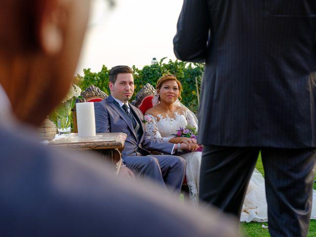 La boda de Carlos y Aura en Ponferrada, León 49