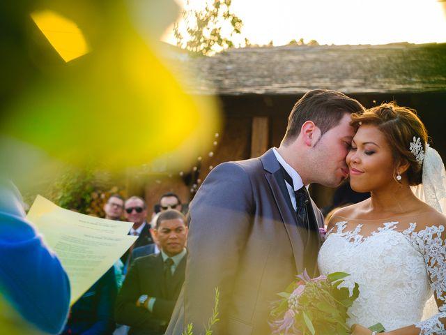 La boda de Carlos y Aura en Ponferrada, León 2