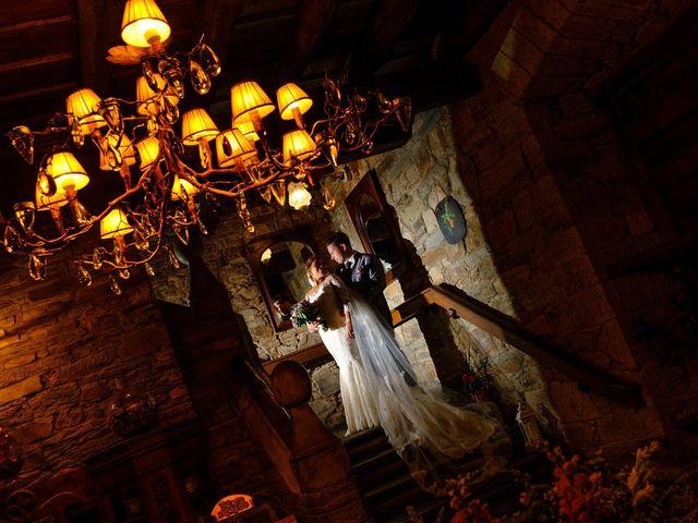 La boda de Carlos y Aura en Ponferrada, León 53