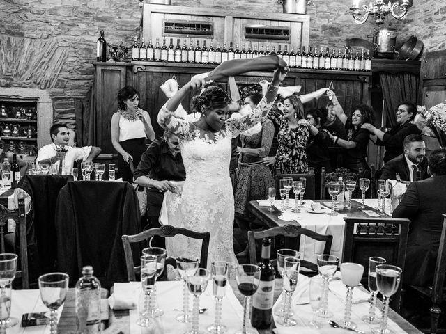 La boda de Carlos y Aura en Ponferrada, León 63