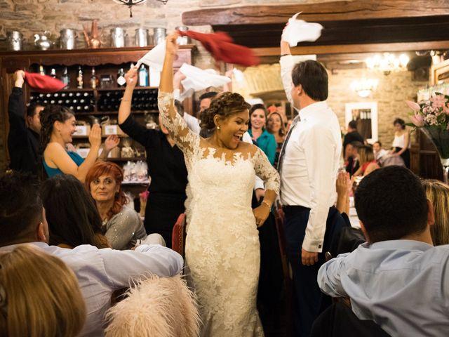 La boda de Carlos y Aura en Ponferrada, León 65