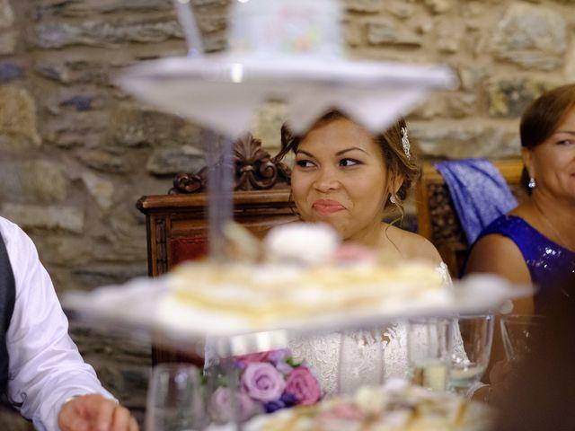 La boda de Carlos y Aura en Ponferrada, León 70