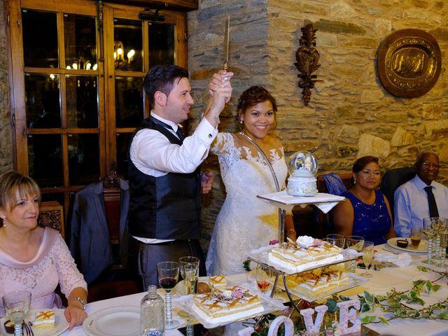 La boda de Carlos y Aura en Ponferrada, León 71