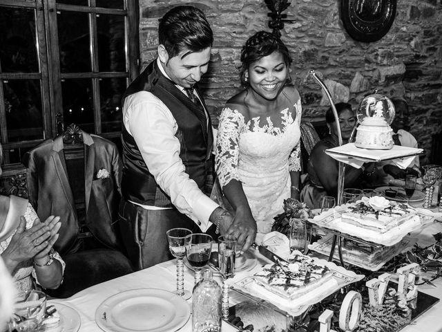 La boda de Carlos y Aura en Ponferrada, León 72