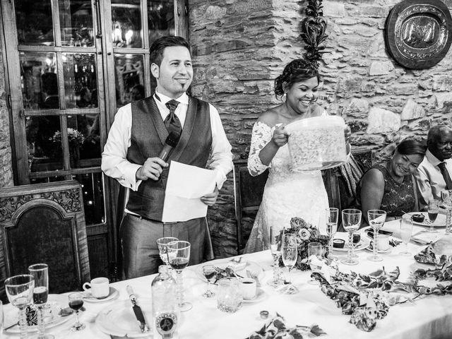 La boda de Carlos y Aura en Ponferrada, León 74
