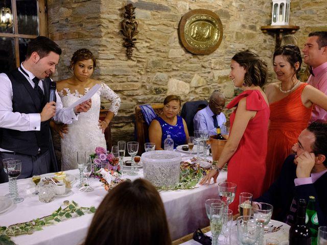 La boda de Carlos y Aura en Ponferrada, León 75
