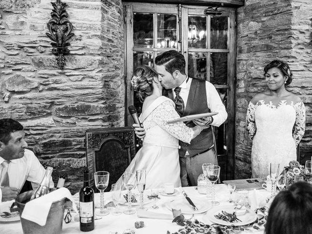 La boda de Carlos y Aura en Ponferrada, León 76
