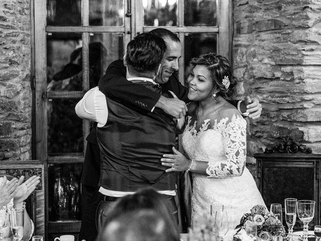 La boda de Carlos y Aura en Ponferrada, León 77