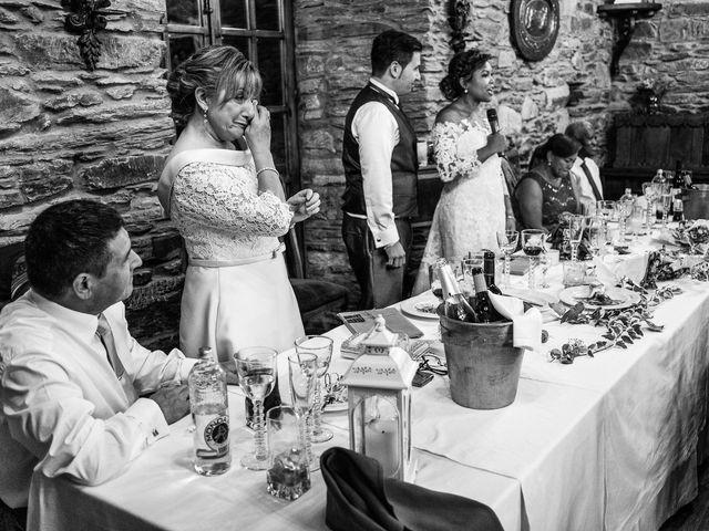 La boda de Carlos y Aura en Ponferrada, León 79
