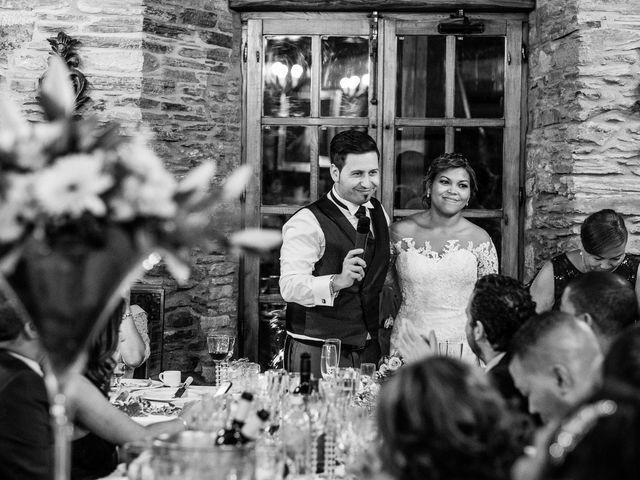 La boda de Carlos y Aura en Ponferrada, León 83