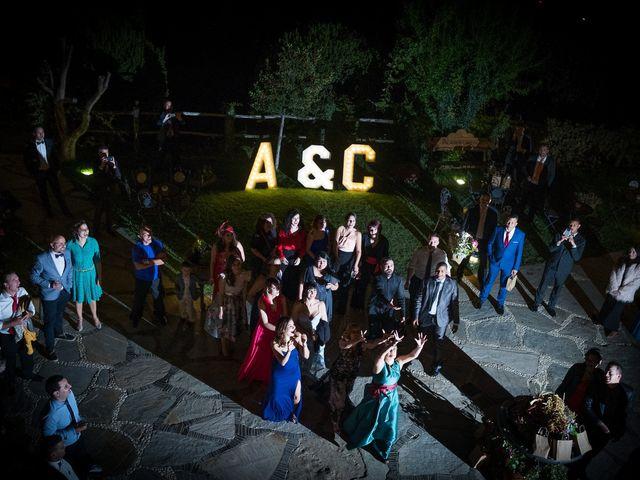 La boda de Carlos y Aura en Ponferrada, León 85