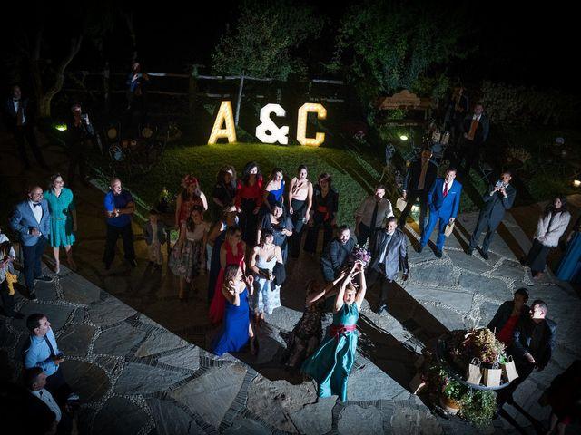 La boda de Carlos y Aura en Ponferrada, León 86